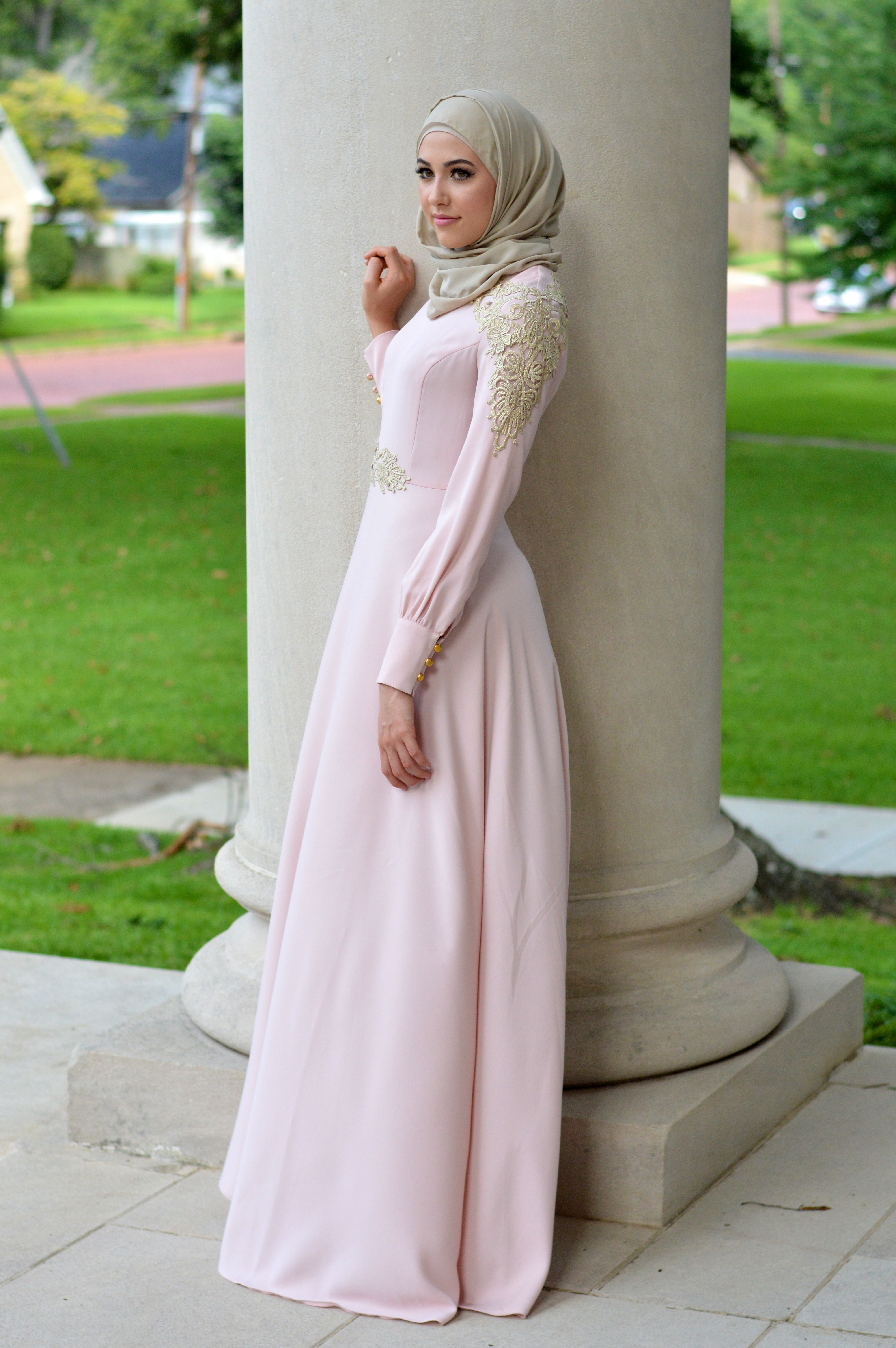 Dreaming In Blush With Love Leena